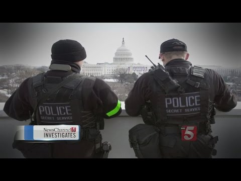 Police Chief Accuses Secret Service Of Misconduct
