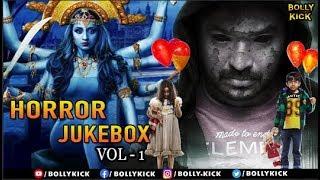 Horror Movies Jukebox Vol 1 | Full Hindi Movie Scenes 2019 | Trisha | Jackky Bhagnani | Adah Sharma