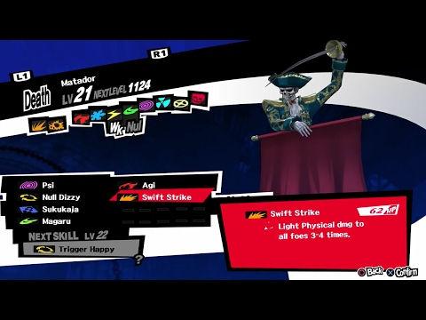 Persona 5 Best Personas Early Game - Persona 5 Beginners Guide
