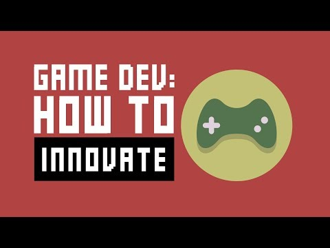 How To Innovate In Game Development