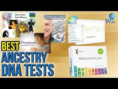 7 Best Ancestry DNA Tests 2017