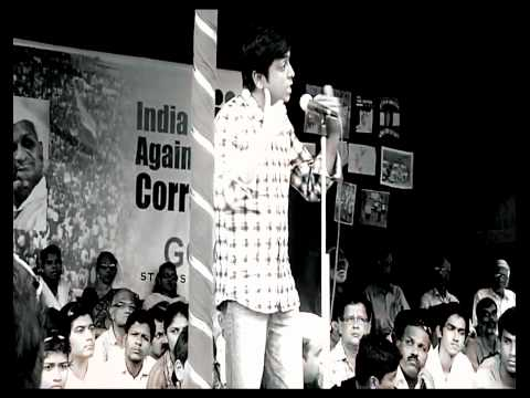 Support Anna Hazare -  INDIA Raise Your Voice against corruption in INDIA