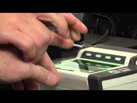 Level 2 FBI Background Check Fingerprinting Video