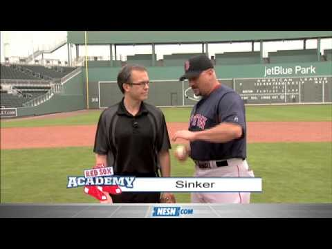 Red Sox Academy -- Sinker
