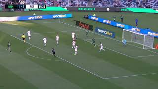 Hyundai A-League 2019/20: Round 2 - Western United FC v Perth Glory FC (Full Game)