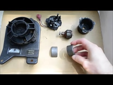 04 MINI Power Steering Fan Noise and Repair / Replacement