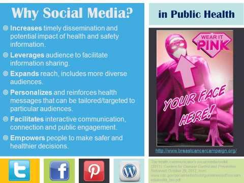 Social Marketing & Public Health
