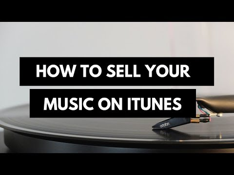 How to Sell Your Music on iTunes and Spotify