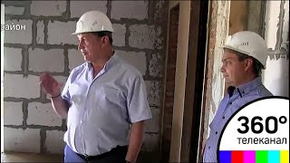 Кандидат на должность губернатора области Константин Черемисов посетил Лотошинский район