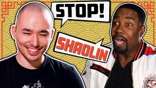 Michael Jai White Has To STOP Talking About Shaolin