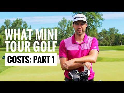 WHAT Mini Tour Golf COSTS: PART 1