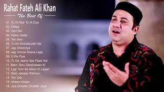 Tu Hi Rab Tu Hi Dua - Rahat Fateh Ali Khan Songs _ Superhit Album Songs Jukebox - HINDI HEART sONGs