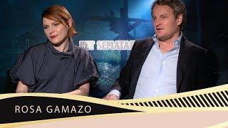 Download Jason Clarke/Amy Seimetz: I don't judge as an actor Video
