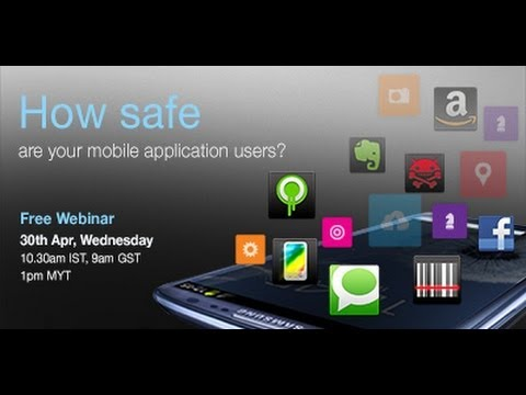 How safe are your mobile application users?