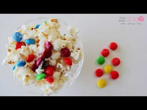 Popcorn Snack Perfect for a Friend or Neighbor Gift