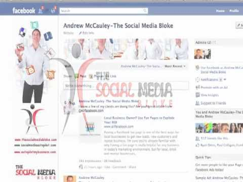 How to Set featured Page Admins on a Facebook Page