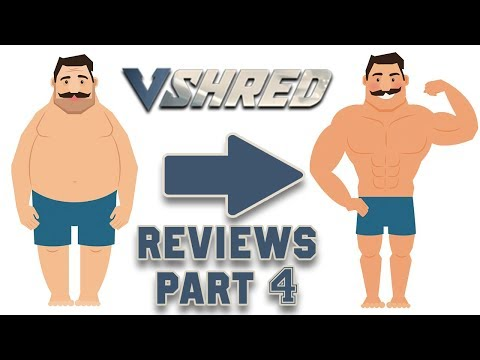 V Shred Review | Client Transformations of the Month (Part 4)
