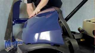 Golf Cart Body Kit For Club Car Precedent How To Install Video Madjax