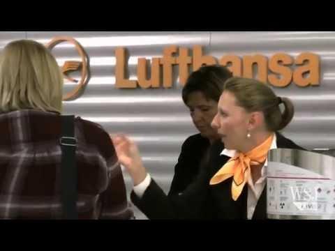 Wieviel Klasse bekommt man bei der Lufthansa für sein Geld?