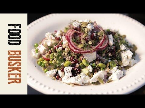 Perfect Couscous Salad | Food Busker