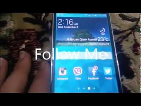 Samsung Galaxy S5: Enable Or Disable Speaking Caller Id