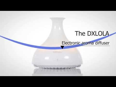 Dimplex 3-in-1 Ultrasonic Humidifier & Night-Light