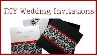Wedding Invitations - DIY