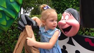 Johny Johny Yes Papa Nursery Rhymes Song for babies and Funny Outdoor Intertainment for kids