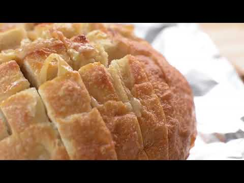 How to make French Onion Cheesy Pull-Apart Bread