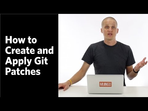 How to Create and Apply Git Patches