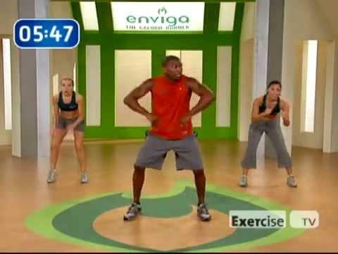 Bootcamp Calorie Burn - Workout Video - ExerciseTV