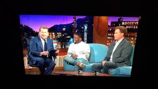 The Late Late Show How Much Ya Bench