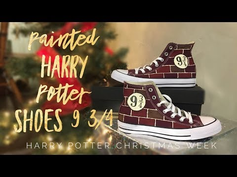 How To Make Platform 9 3/4 Shoes!!!