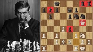 Vladimir Kovačević Shows The World How To Play the French by Defeating Bobby Fischer