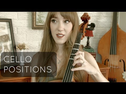 2nd and 3rd Positions For Cello | How To Music | Sarah Joy