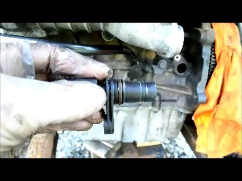 MINI Cooper S Crank Sensor Seal / O ring Replacement