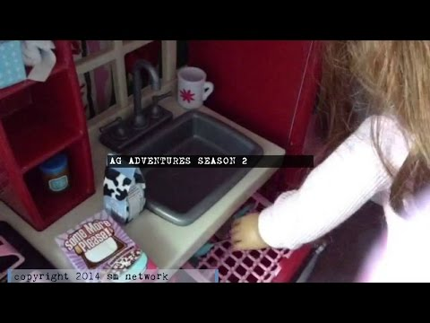 Sydney cooks season 2 episode 4 AG Adventures