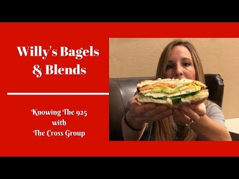 Knowing The 925 Features Willy's Bagles & Blends