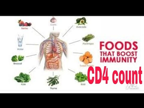 How to increase cd4 t cells without treatment