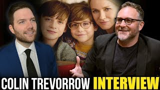 Colin Trevorrow Interview - Making Original Movies, The Book of Henry
