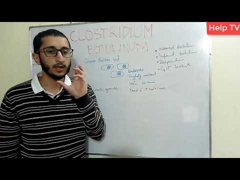 Clostridium Botulinum   Diagnosis & Treatment   Lecture 33