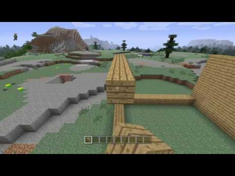 [Minecraft]#how to build the perfect safe house