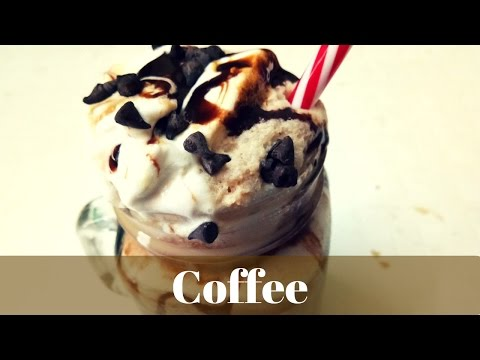 Cold coffee with ice-cream थंडगार कॉफी | Make Perfect Cold Coffee at Home -  | Recipe by Anita Kedar