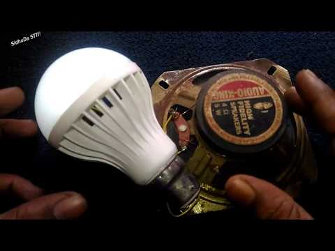 Free Energy Generator with Light Bulb Technology 100% working | part-1 ~ Tech Talks #615