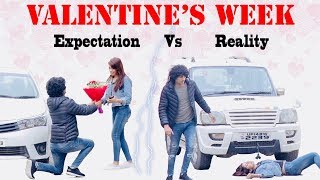 Valentine Week | Expectation Vs Reality | Valentine's day special | Ankush Kasana