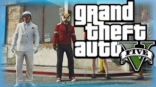 GTA 5 Heists Funny Moments Humane Labs - Casserole, Hydra Jet, Valkyrie and More! (Part 2)