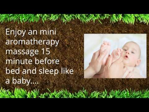 Lavender Essential Oil and Sleep for Infants and Toddlers