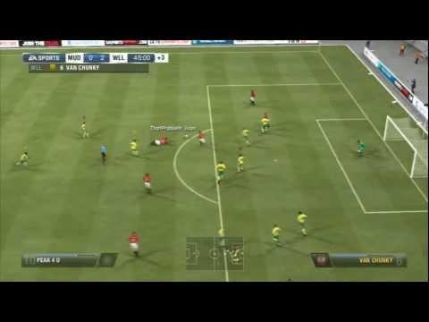 FIFA 13 PRO CLUBS PS3 | WE LIKE LLAMAS FC | THE GREEDY STRIKER #1