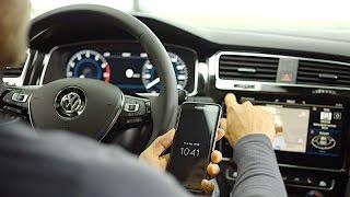 VW Golf INTERIOR 2017 Review Interior VW Golf 2017 INTERIOR Video CARJAM TV HD