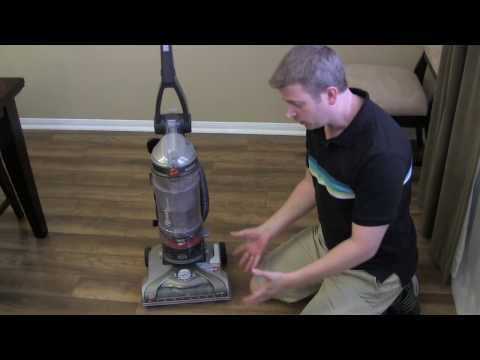 Hoover WindTunnel Bagless Vacuum Cleaner Review